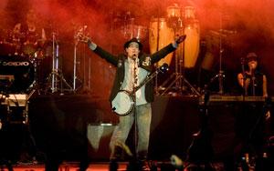 Grandes Espactáculos musicales en el Revolución