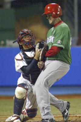 Japón noquea a México en beisbol