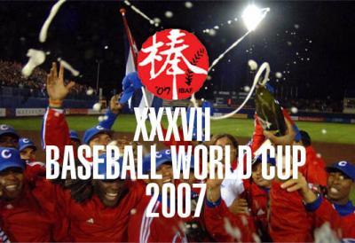 EL mundial de baseball en Taiwan Gratis »