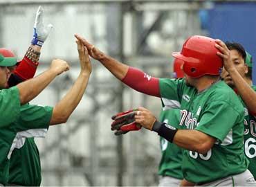 México aplasta a España en Mundial de Beisbol